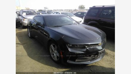 2016 Chevrolet Camaro LT Coupe for sale 101171537