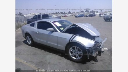 2012 Ford Mustang Coupe for sale 101171542