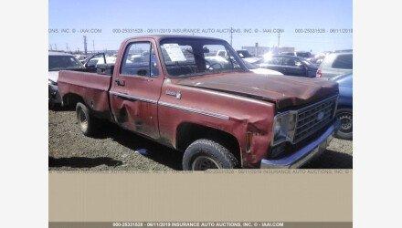 1975 Chevrolet C/K Truck for sale 101171597