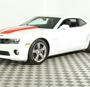 2013 Chevrolet Camaro SS Coupe for sale 101171682
