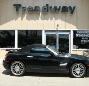2005 Chrysler Crossfire SRT-6 Convertible for sale 101171700