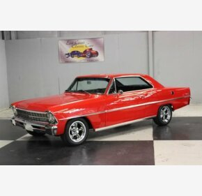 1967 Chevrolet Nova for sale 101171745