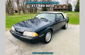 1988 Ford Mustang LX V8 Convertible for sale 101171876
