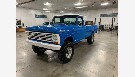 1969 Ford F250 for sale 101171935