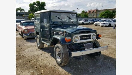 1978 Toyota Land Cruiser for sale 101171981