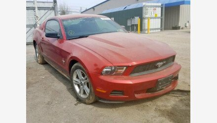 2010 Ford Mustang Coupe for sale 101172061