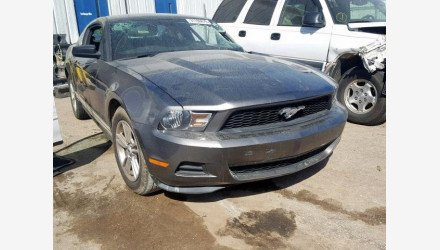 2012 Ford Mustang Coupe for sale 101172093
