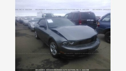 2010 Ford Mustang Convertible for sale 101172113