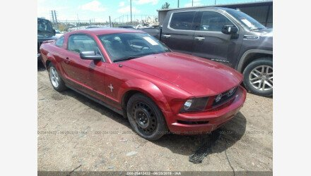 2008 Ford Mustang Coupe for sale 101172277