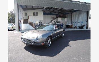 2003 Ford Thunderbird Sport for sale 101172563