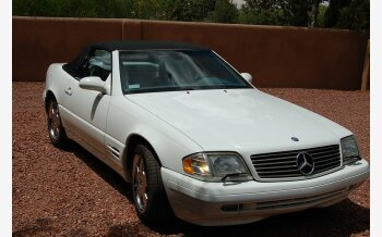 2000 Mercedes-Benz SL500 for sale 101172579