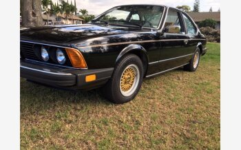 1980 BMW 633CSi Coupe for sale 101172615