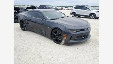 2016 Chevrolet Camaro LT Coupe for sale 101172737