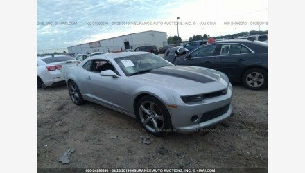 2014 Chevrolet Camaro LT Coupe for sale 101172870