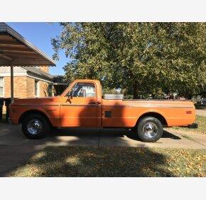 1972 Chevrolet C/K Truck Custom Deluxe for sale 101173220