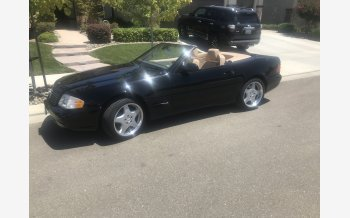 2000 Mercedes-Benz SL500 for sale 101173237