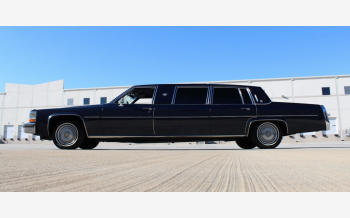 1984 Cadillac De Ville Sedan for sale 101173251
