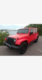 2013 Jeep Wrangler 4WD Unlimited Sahara for sale 101173262