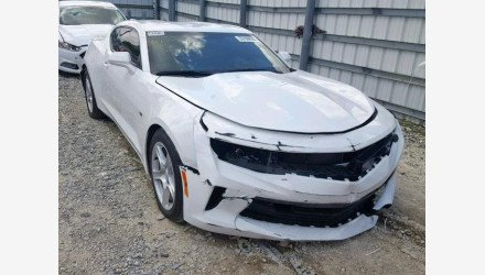 2017 Chevrolet Camaro LT Coupe for sale 101173387