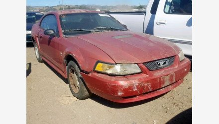 2000 Ford Mustang Coupe for sale 101173400