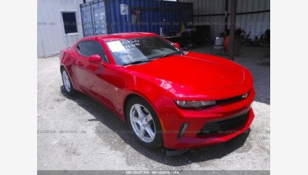 2016 Chevrolet Camaro LT Coupe for sale 101173497