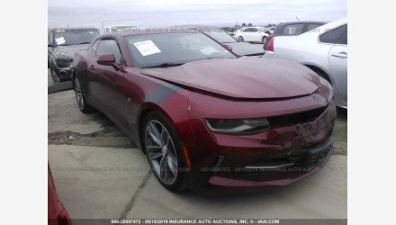 2016 Chevrolet Camaro LT Coupe for sale 101173501
