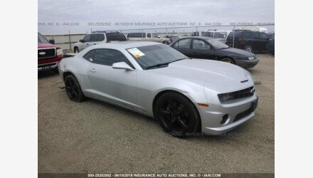 2010 Chevrolet Camaro SS Coupe for sale 101173509
