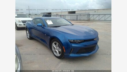 2016 Chevrolet Camaro LT Coupe for sale 101173527