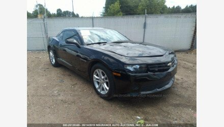 2015 Chevrolet Camaro LS Coupe for sale 101173558