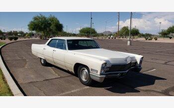 1968 Cadillac Calais for sale 101173793