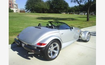 2000 Plymouth Prowler for sale 101173816