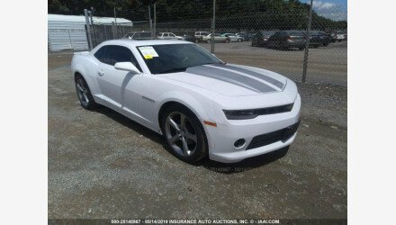 2014 Chevrolet Camaro LT Coupe for sale 101173887