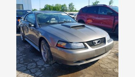 2002 Ford Mustang GT Coupe for sale 101174087