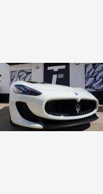 2012 Maserati GranTurismo MC Stradale Coupe for sale 101174133