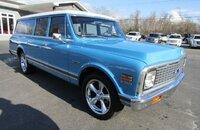 1972 Chevrolet Suburban for sale 101174457