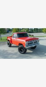 1977 Ford F150 4x4 Regular Cab for sale 101174568