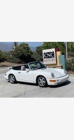 1991 Porsche 911 Cabriolet for sale 101174655