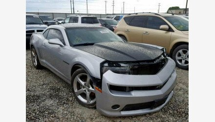 2014 Chevrolet Camaro LT Coupe for sale 101174753