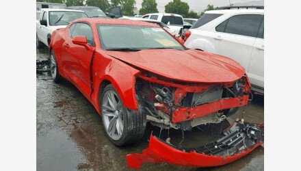 2018 Chevrolet Camaro LT Coupe for sale 101174755