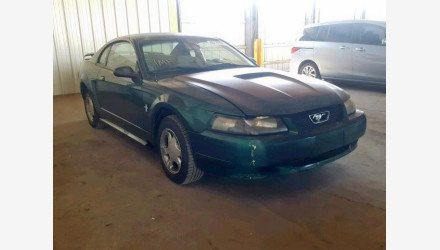 2000 Ford Mustang Coupe for sale 101174768