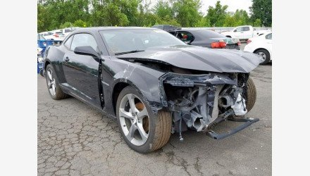 2012 Chevrolet Camaro LT Coupe for sale 101174835