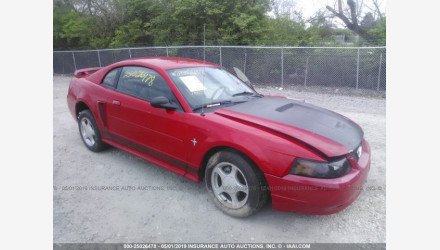 2002 Ford Mustang Coupe for sale 101174855