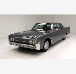 1963 Lincoln Continental for sale 101174993