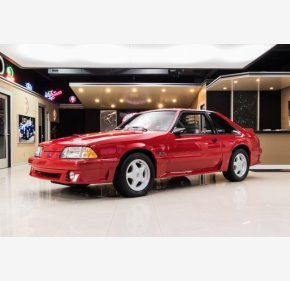 1991 Ford Mustang GT Hatchback for sale 101175026