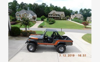 1985 Jeep CJ for sale 101175093