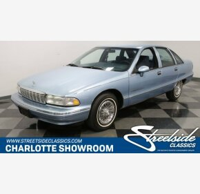 Chevrolet Caprice Classics for Sale - Classics on Autotrader