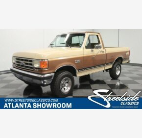 1987 Ford F150 4x4 Regular Cab for sale 101175118