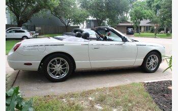 2002 Ford Thunderbird for sale 101175219