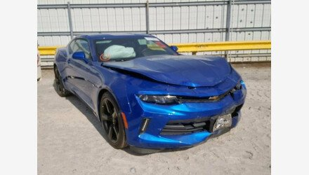 2018 Chevrolet Camaro LT Coupe for sale 101175320