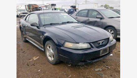 2002 Ford Mustang Coupe for sale 101175355